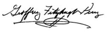 GFP autograph
